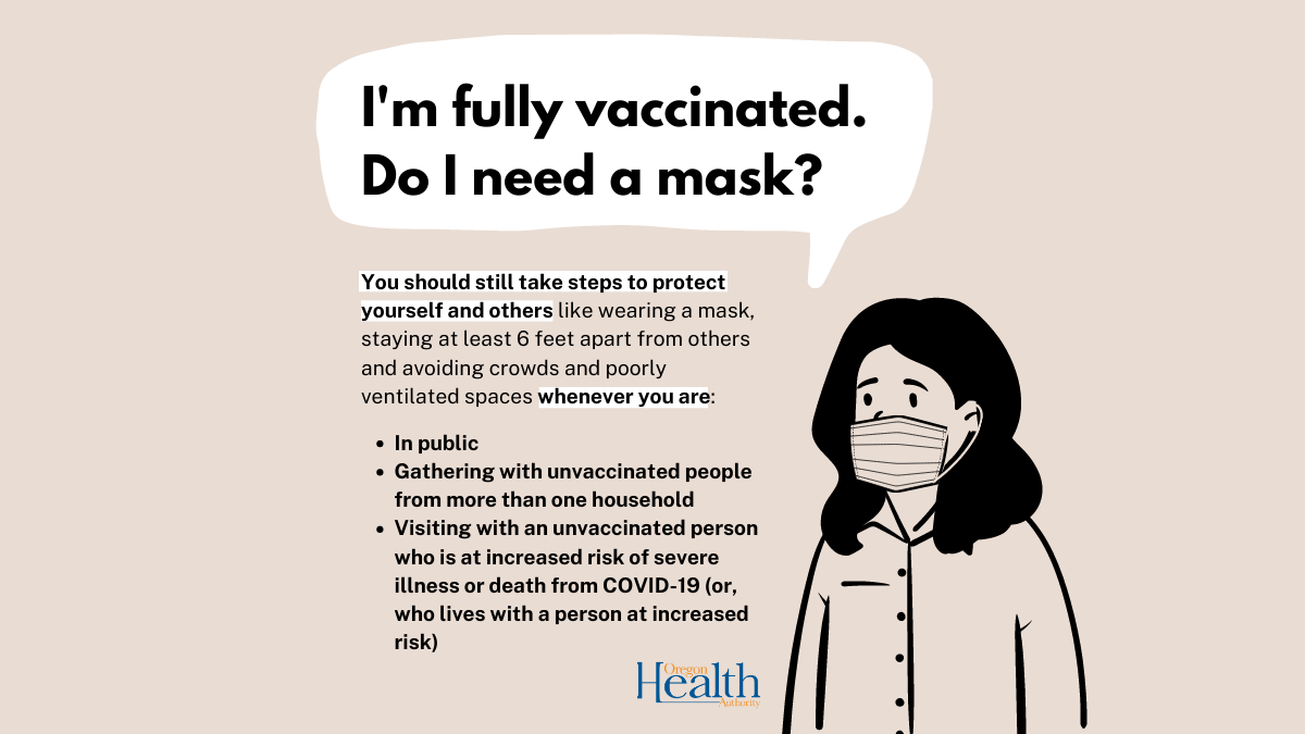 New guidance for the 'fully vaccinated'