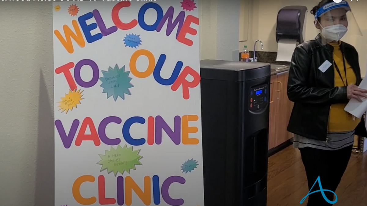 Vaccine Voices: Looking forward to a return to walking club