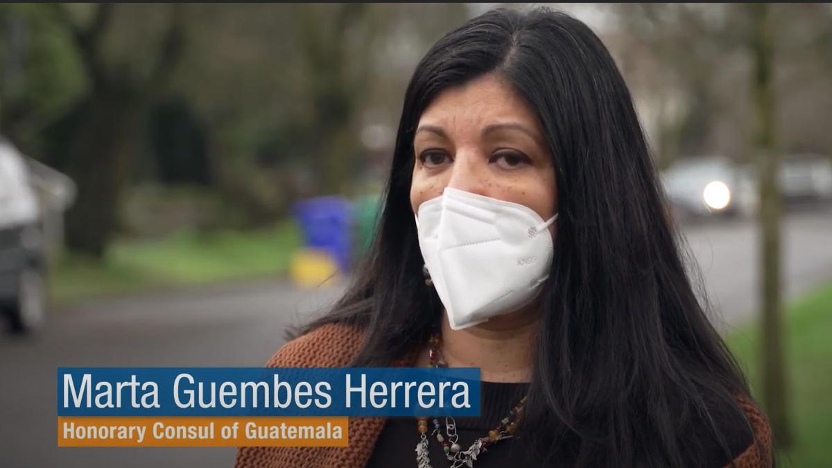Vaccine Voices: Marta Guembes Herrera