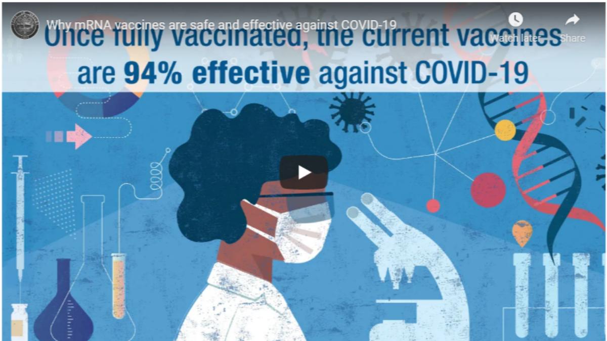 Vaccine 101: What's an mRNA vaccine?