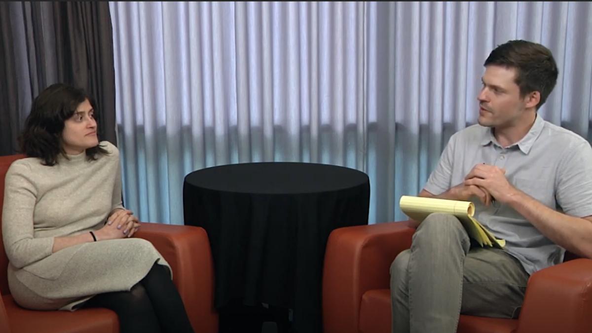 Vaccine Conversations: Dr. Shimi Sharief talks natural vs. vaccine-induced immunity