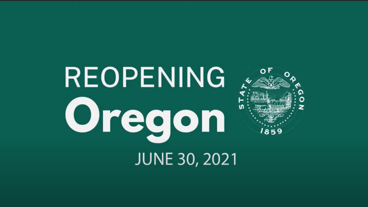 What does reopening Oregon really mean?