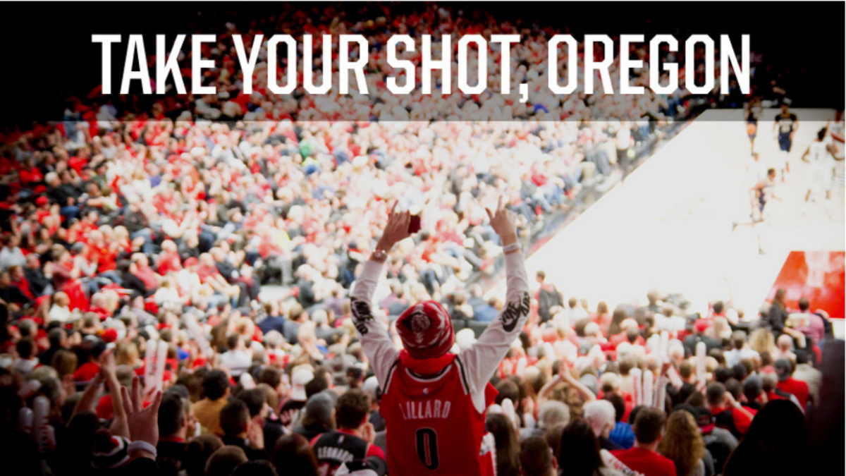 It's game time, Oregon!
