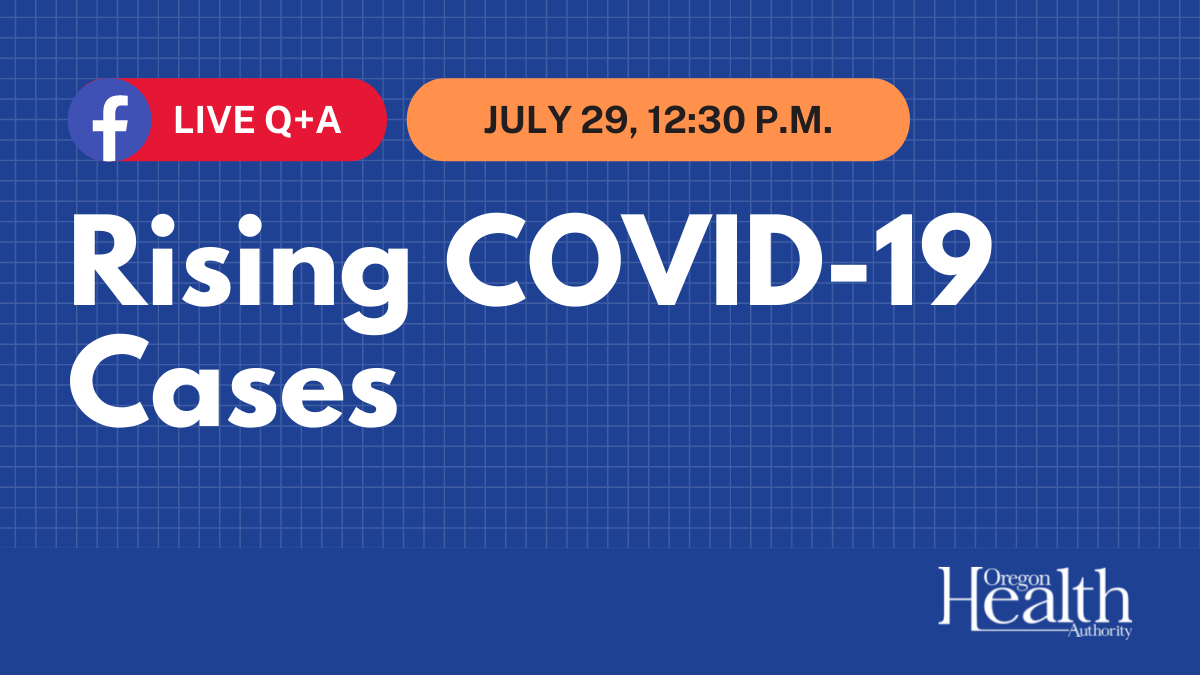 Q&A on COVID-19 cases in Oregon