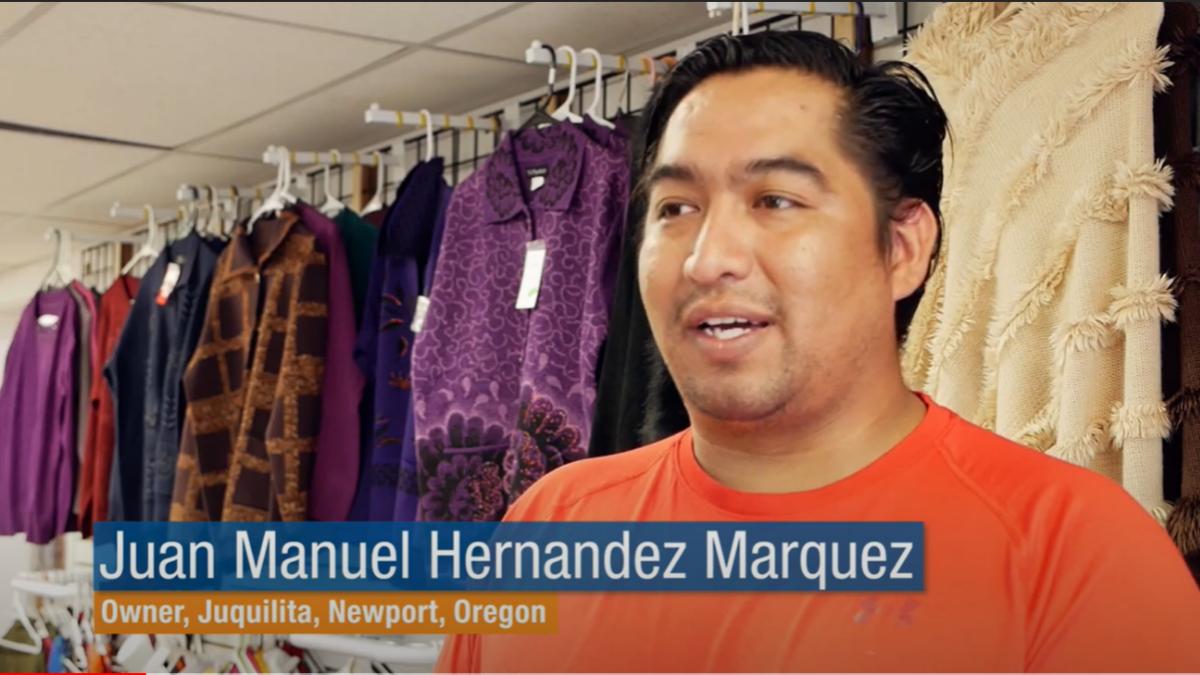 Vaccine Voices: Juan Hernandez Marquez