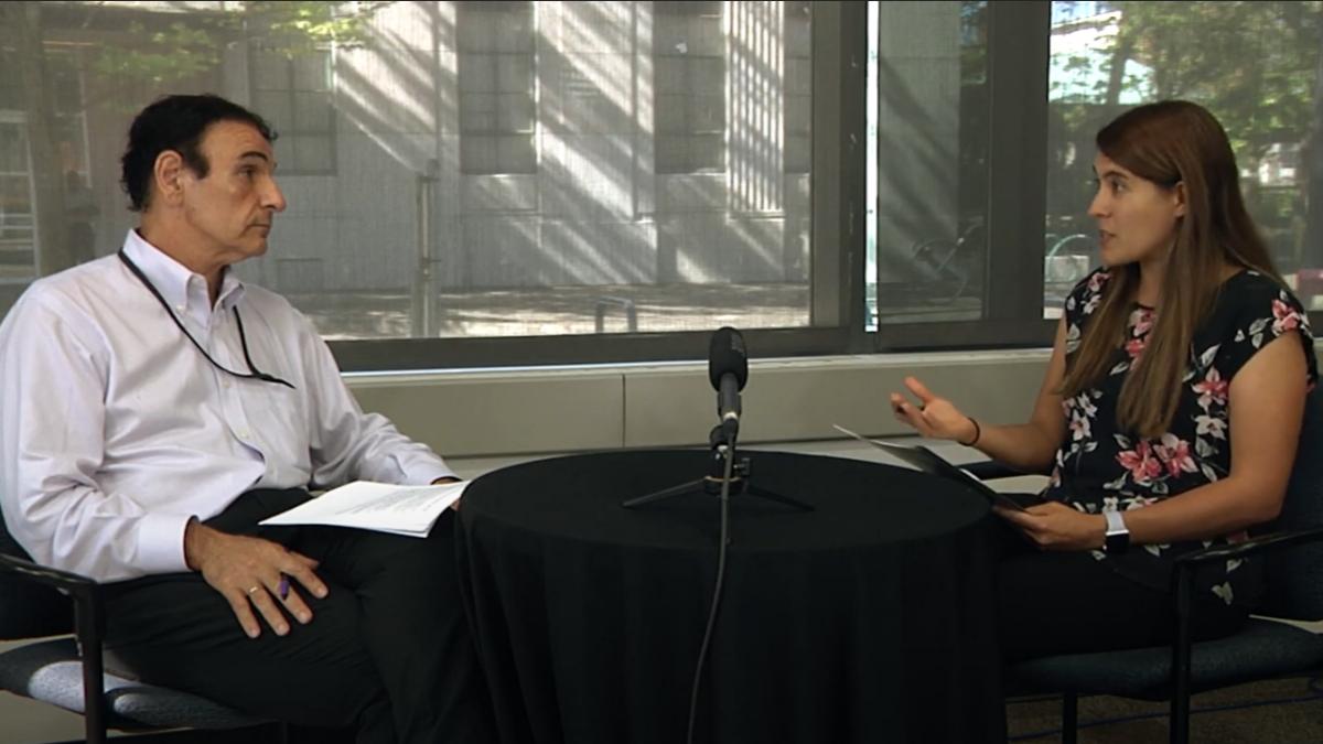Conversaciones de la vacuna: El Dr. Emilio DeBess contesta preguntas sobre la variante Delta