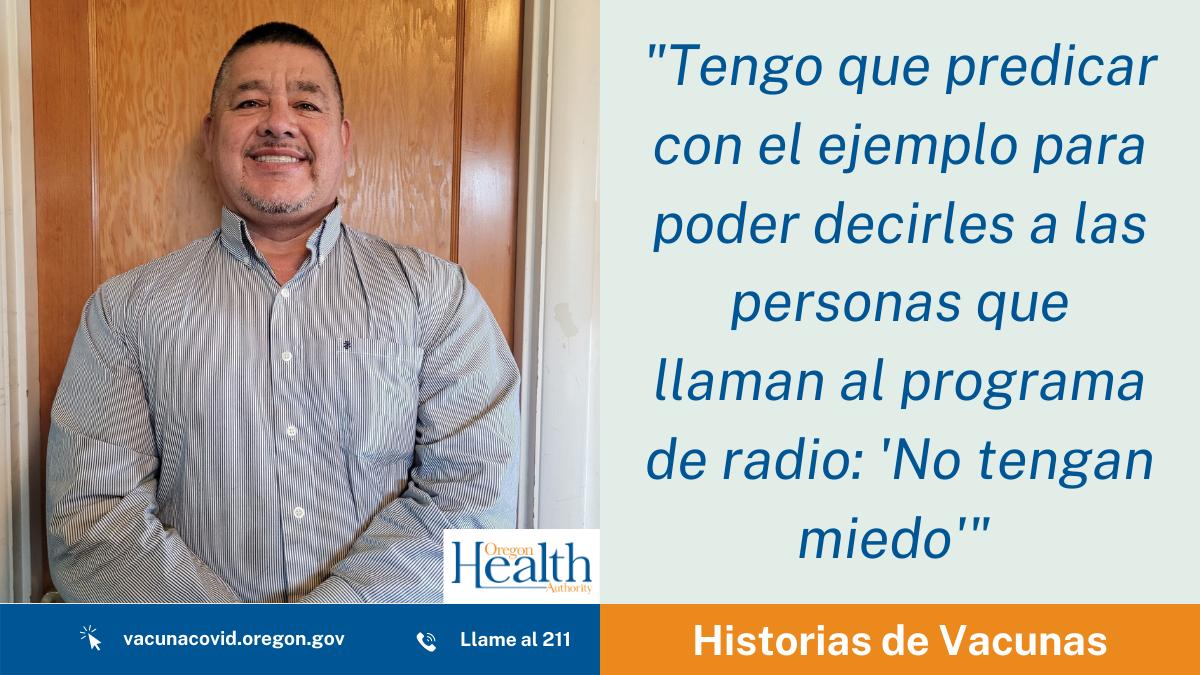 Historias de Vacuna: José Garcia