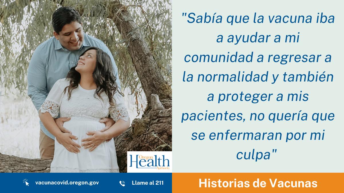 Historias de Vacuna: Nancy Vera